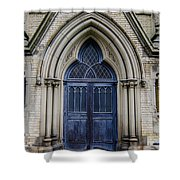 Cathedral Church Of St James 1105 Shower Curtain