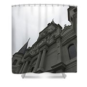 Cathedral II Shower Curtain