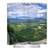 Cathedral Ledge View Shower Curtain