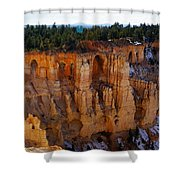 Cathedral Of God Shower Curtain