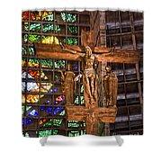 Cathedral Of Rio De Janeiro Shower Curtain