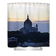 Cathedral Of Saint Paul Shower Curtain