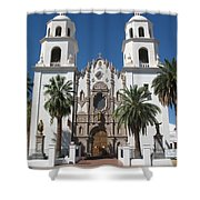 Cathedral Of St. Augustine Tuscon Shower Curtain