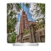 Cathedral Of St. John Shower Curtain