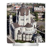 Cathedral Of St. Paul Shower Curtain