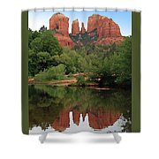 Cathedral Rock 1 Shower Curtain