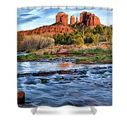 Cathedral Rock II Shower Curtain