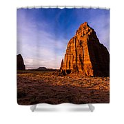 Cathedral Temples Shower Curtain