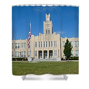 Catherine Hall On Pats Hill Shower Curtain