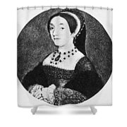 Catherine Howard (1520-1542) Shower Curtain