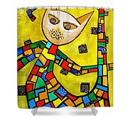 Cats 583 Shower Curtain