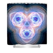 Cats Eye Nebula Vi Shower Curtain