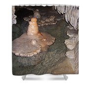 Cave Formations 52 Shower Curtain