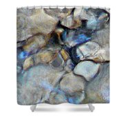 Cave Of Brutes Shower Curtain