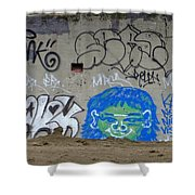 Cave Paintings Shower Curtain