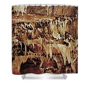 Cavern Beauty Shower Curtain