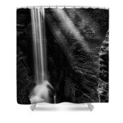 Cavern Cascade Shower Curtain
