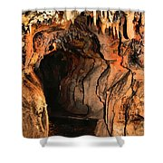 Cavern Water Shower Curtain