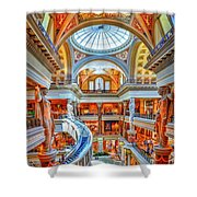 Ceasar's New Palace Shower Curtain