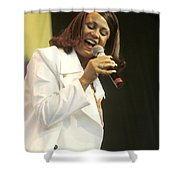 Cece Peniston Shower Curtain