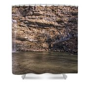 Cedar Falls At Petit Jean State Park - Arkansas Shower Curtain