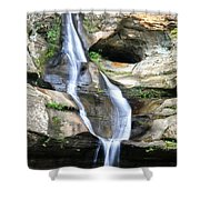 Cedar Falls II Shower Curtain