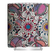 Celebration Of Design Shower Curtain