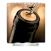 Celebration Time Shower Curtain by Johan Swanepoel
