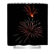 Celebration Xl Shower Curtain