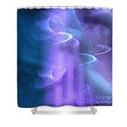 Celestial City Shower Curtain