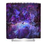 Celestial Goddess Shower Curtain