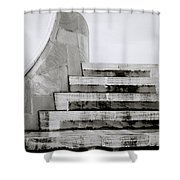 Celestial India Shower Curtain