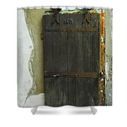 Cell 65 Shower Curtain