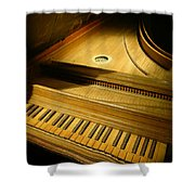 Cembalo Shower Curtain