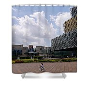 Centenary Square Shower Curtain