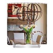 Centerpiece 2 Shower Curtain
