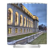 Central Library St. Louis Shower Curtain