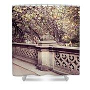 Central Park - New York Shower Curtain