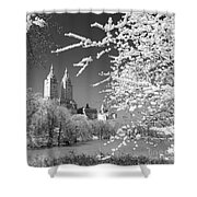 Central Park - Nyc Shower Curtain