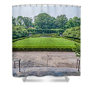 Central Park Serenity V Shower Curtain