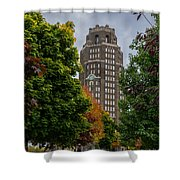 Central Terminal 7k03051 Shower Curtain
