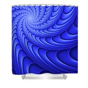 Centric-102-c Shower Curtain