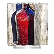 Ceramic Vase Shower Curtain