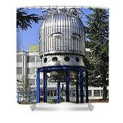 Cern Geneva Switzerland Shower Curtain