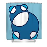 Certain Things In Common Shower Curtain