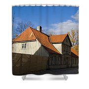 Cesis Shower Curtain