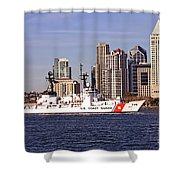 Cgc Boutwell - 719 Shower Curtain