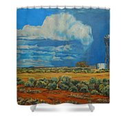 Chaco Storm Shower Curtain