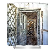 Chain Gang-1 Shower Curtain