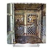 Chain Gang-3 Shower Curtain